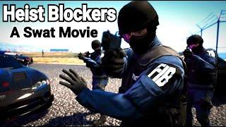 need for Speed: Heist Blockers - GTA 5 Machinima Police Pursuit Movie [4K] | Rockstar Editor