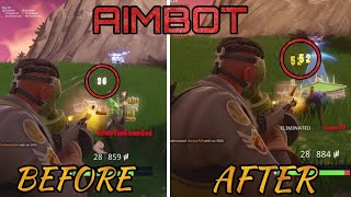 Aimbot.exe fichier Fortnite