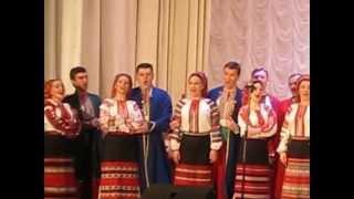 Хор ім. Верьовки - Розпрягайте хлопці коні / Choir Veryovka