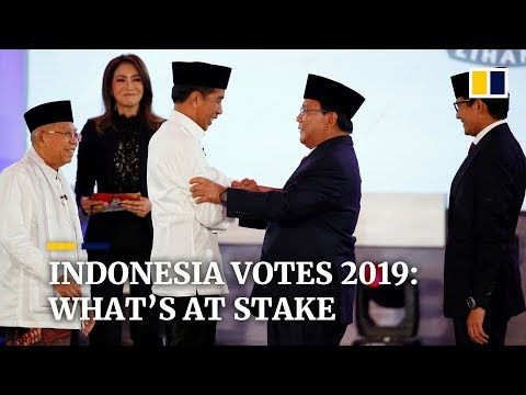 What's At Stake In Indonesia's General Election 2019