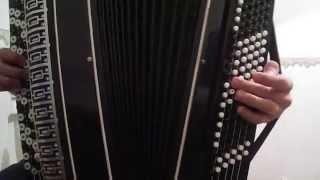 Агыйдель каты ага на баяне видео урок на татарскую народная песню часть 3