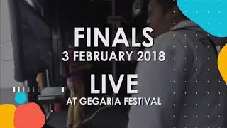 Who shall reign supreme in #GegariaFest's e-games this Feb 3?