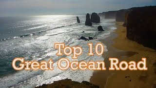 Great Ocean Road TOP 10 things to do & see