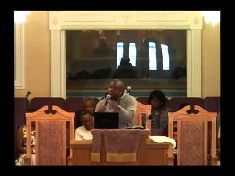 I Am Treyvon Martin - Rev. Harris