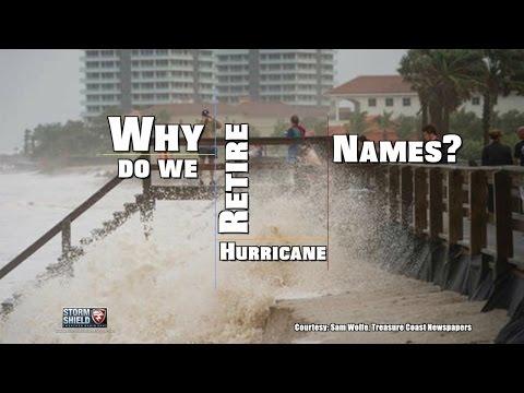 Why do we retire hurricane names?