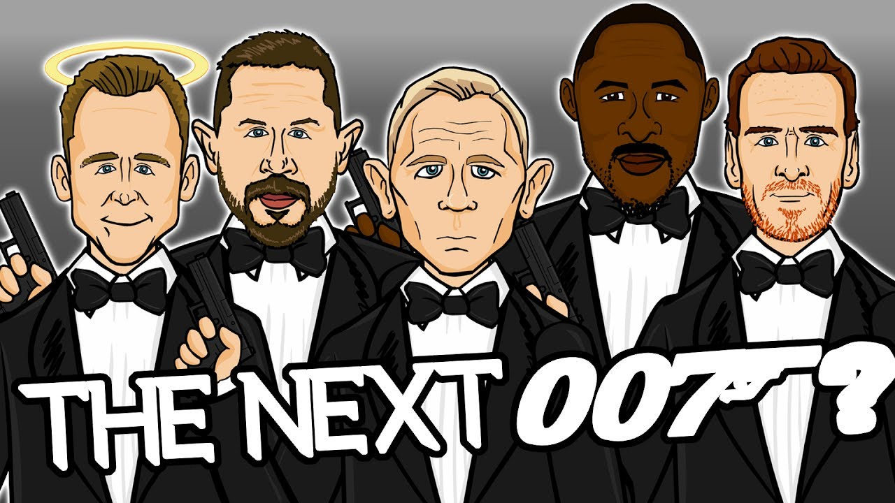 The Next James Bond Daniel Craig S Secret Mission Starring Hardy Fassbender Hiddleston Elba