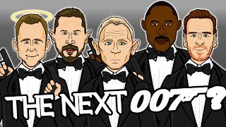 The next james bond? daniel craig's secret mission (starring hardy, fassbender, hiddleston, elba)