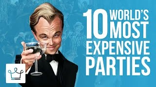 10 Most Expensive Parties Ever Thrown