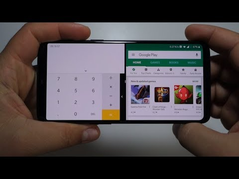 about split screen after updated to android 9 pie - OnePlus