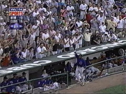 Mets at Cubs -  Saturday, July 31, 1999