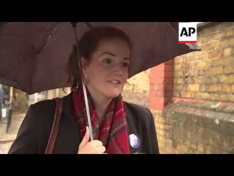 London - Voting and reactions as polls open in UK EU referendum | Editor