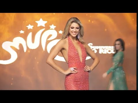 Miss Universe Puerto Rico 2019 - EVENING GOWN / PRELIMINARY COMPETITION