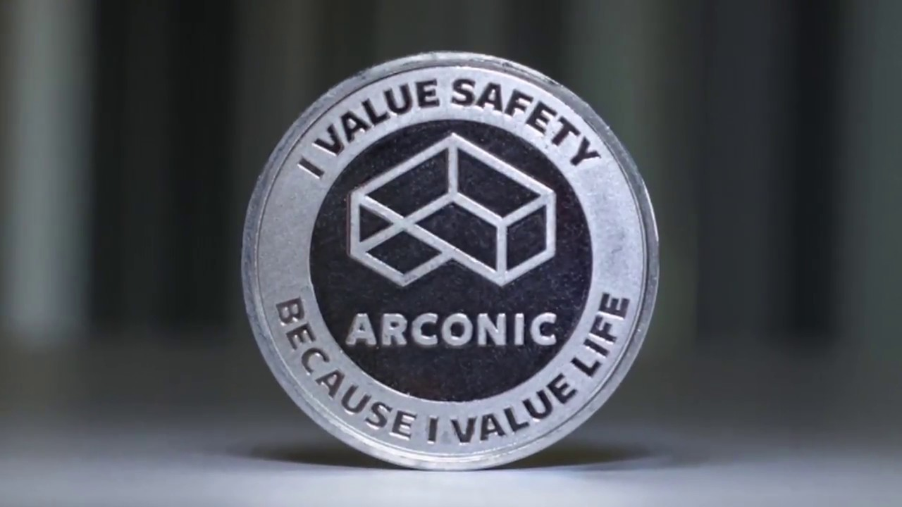 At Arconic Safety is a Priority Every Day