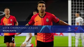 UEFA Champions League | Real Madrid v Shakhtar Donetsk I Highlights