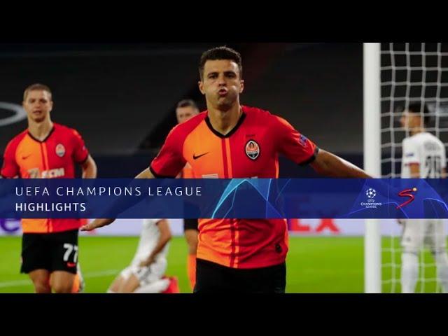 UEFA Champions League | Real Madrid v Shakhtar Donetsk I Highlights
