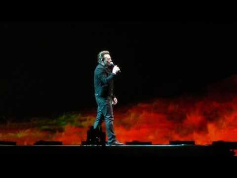 U2 - In God's Country (Philadelphia,Pa) 6.18.17