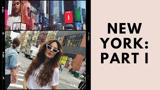NEW YORK, MY LOVE | PART I