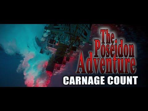 The Poseidon Adventure 1972 Carnage Count