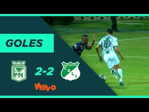 Atl. Nacional Deportivo Cali Goals And Highlights