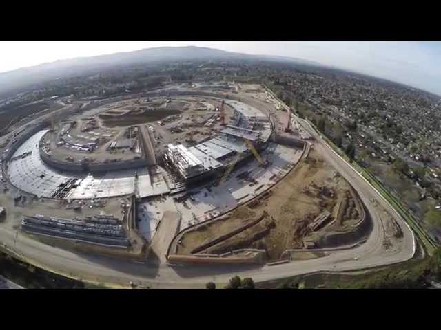Complete Guide To Apple Park Apples New Spaceship Campus HQ