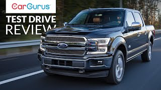 2019 Ford F-150 | CarGurus Test Drive Review