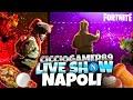 CiccioGamer89 Live Shoow NAPOLI , evento Spettacolare