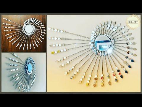 Unique wall hanging ideas| gadac diy| wall decoration ideas| Craft Ideas| diy wall decor| diy crafts thumbnail
