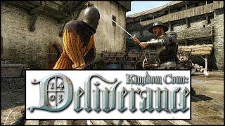 Kingdom Come Deliverance 0.4 Alpha Sword Combat