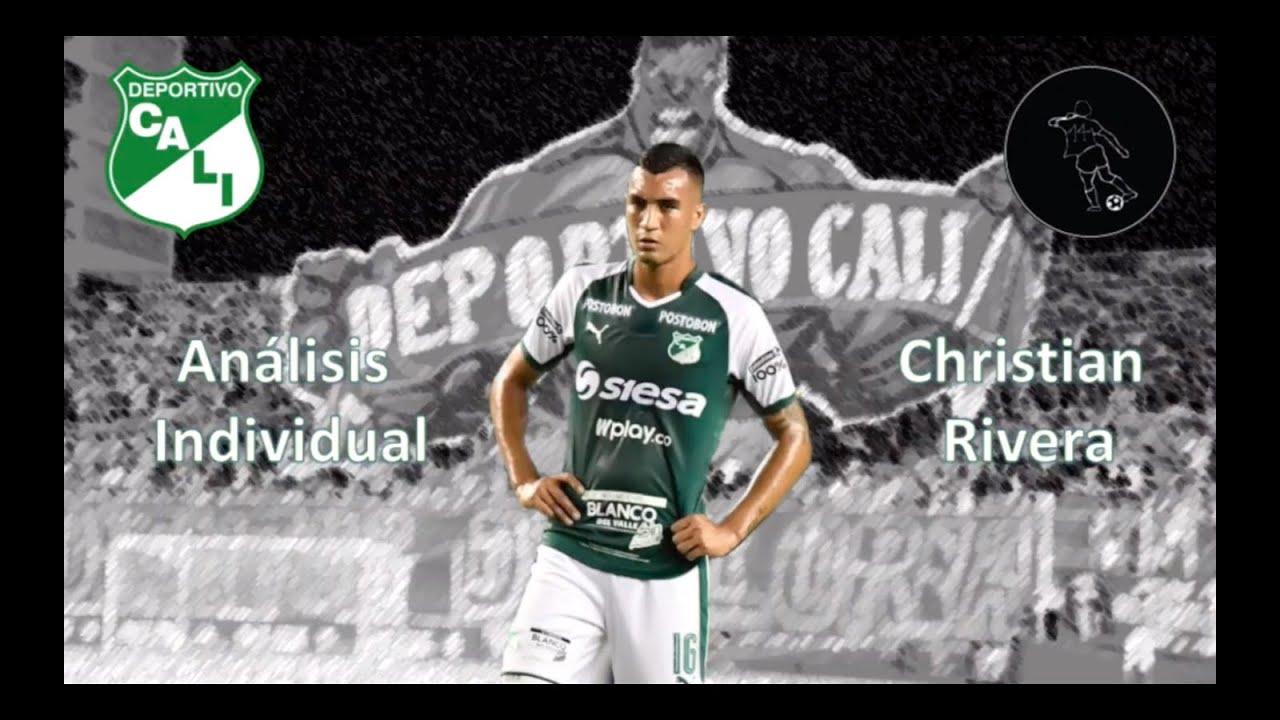 Análisis individual - Christian Rivera