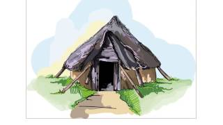 Building a bronze age home