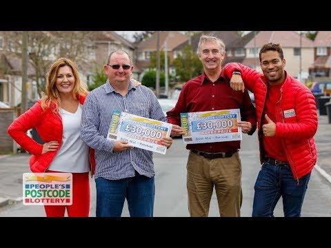Street Prize Winners - BS34 5EN In Patchway On 15/10/2017 - People's Postcode Lottery