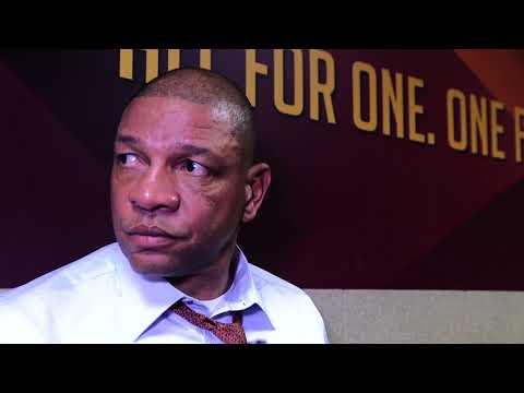 Doc Rivers Postgame Press Conference - LA Clippers vs Cleveland Cavaliers 11.17.17