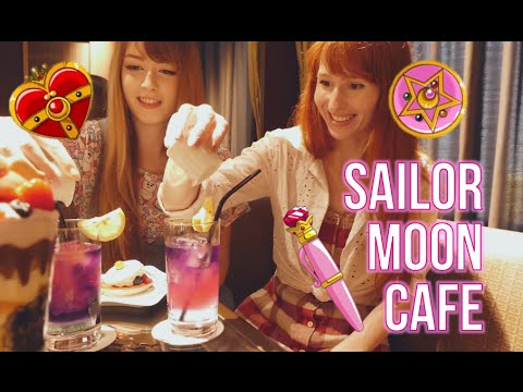 Sailor Moon Cafe with Audrey!