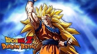 QUESTO TEAM FA RIDERE! SUPER V2 GOKU SSJ3 LR! Dragon Ball Z Dokkan Battle ITA