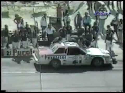 1981 Mason-Dixon 500 Finish