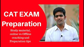 Cat exam preparation videos | Cat Score 99.02 | IIM-B