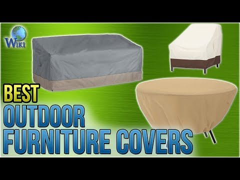 Rattan sofa garden furniture covers