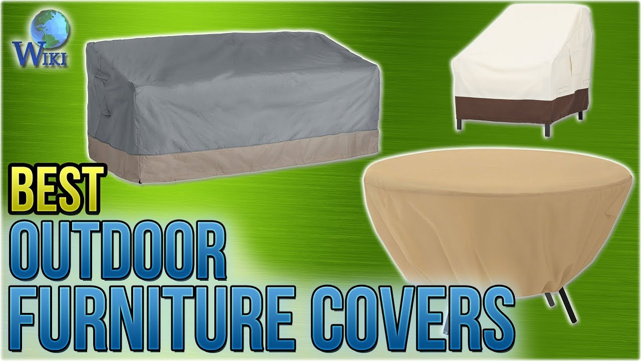 10 Best Outdoor Furniture Covers 2018