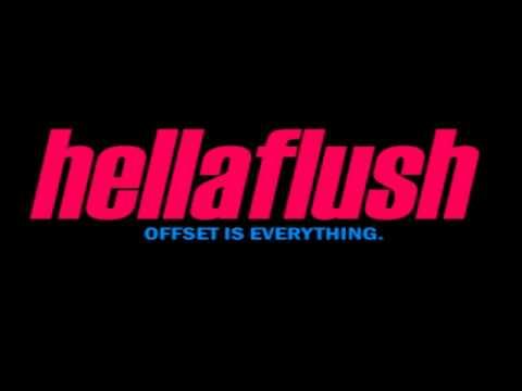 Hellaflush Stickers