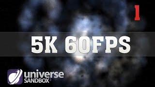 UNIVERSE SANDBOX² 5K PC Gameplay | No. 1 | Quad TITAN X | ThirtyIR