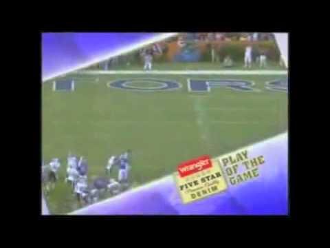 Mick Hubert UF vs South Carolina 2006