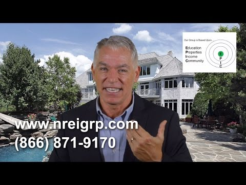 Learn Real Estate Investing With National Real Estate Investors Group - NREIGRP