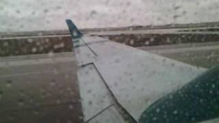 Air Canada Air Alliance Flight 7379 Takeoff From Dayton International Airport Beech 1900D