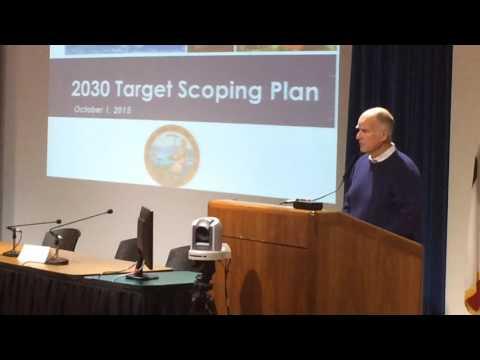 Jerry Brown: Climate skeptics hold 'bad motives or soft minds'