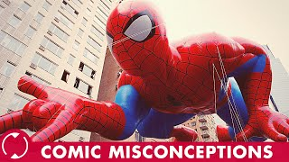Awesome and Bizarre Comics-Themed Parade Floats! | Comic Misconceptions