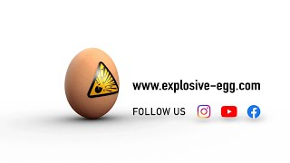 explosive egg showreel