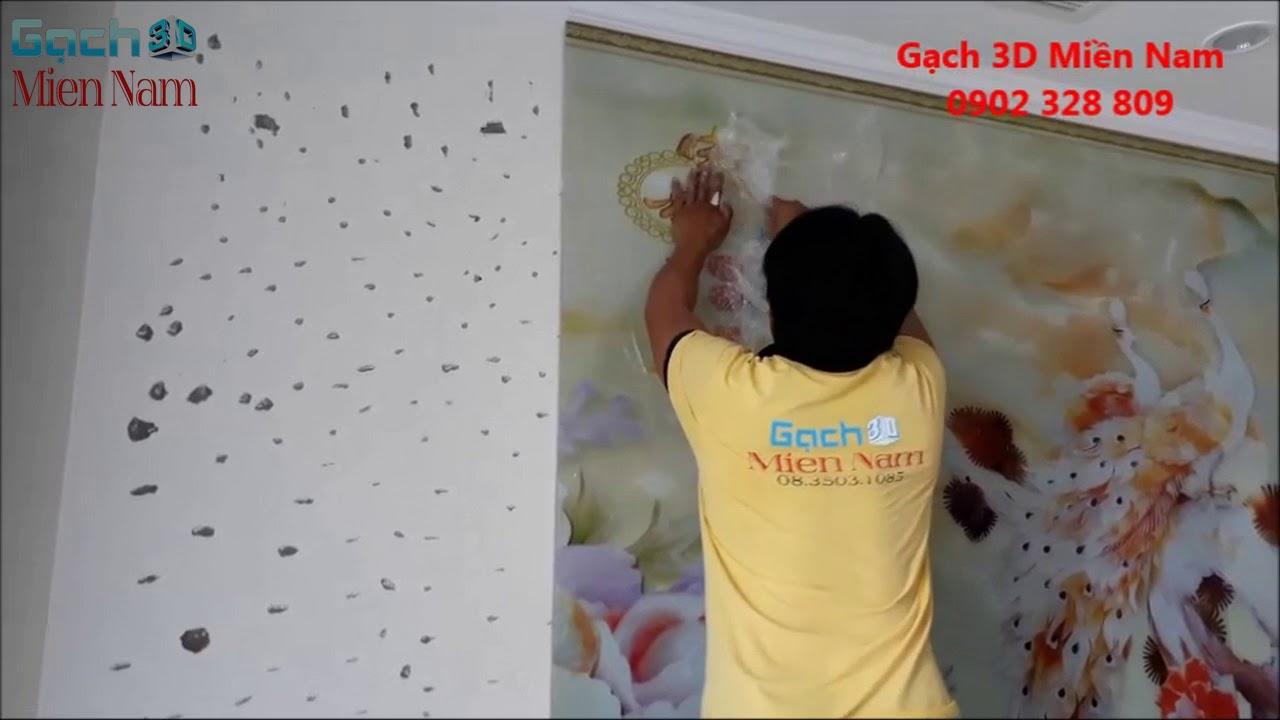 Gía bán gạch ốp tường 3d bao nhiêu tiền?