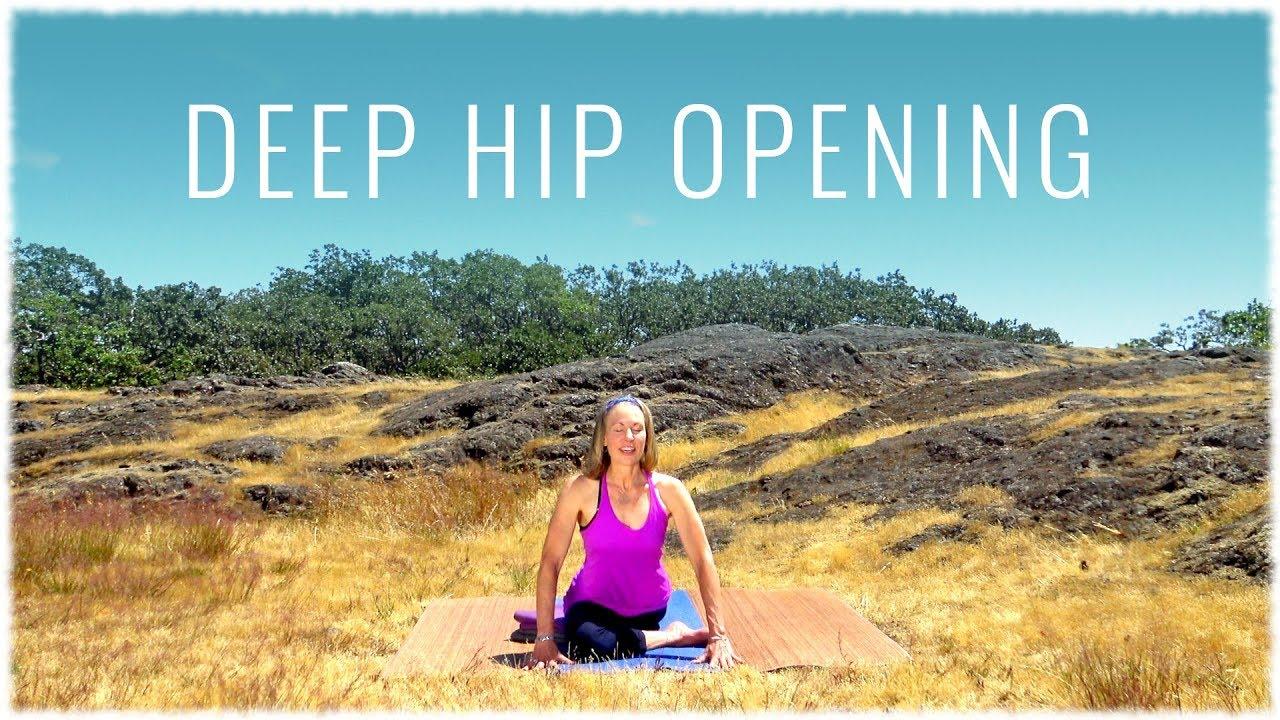 Gentle Yoga w/ Tianne Allan: Deep Hip Opening