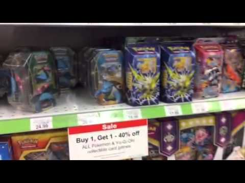 pokemon shopping at toys r us youtube. Black Bedroom Furniture Sets. Home Design Ideas