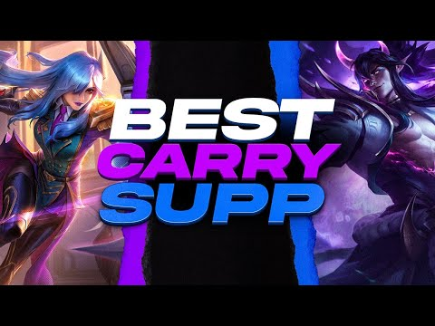 The BEST Support Champions to CARRY With | Tier List – League of Legends